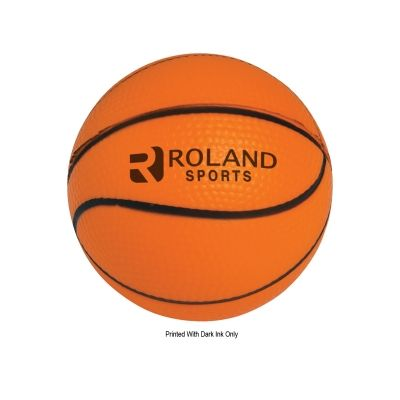 4073 Basketball Shape Stress Reliever How To Relieve Stress Sports Basketball