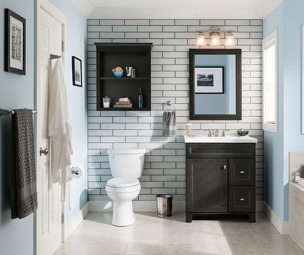 gray bathroom cabinetry ideas and inspiration at value prices rh pinterest com