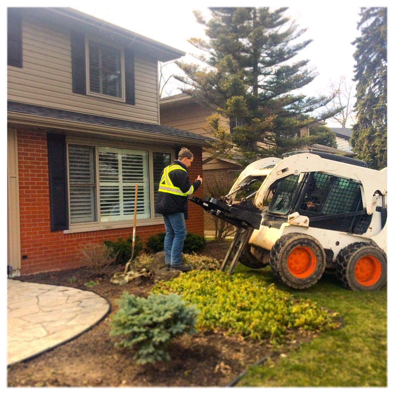Landscape Rock Removal Front Garden Design Patio Landscaping Front Yard Landscaping Design
