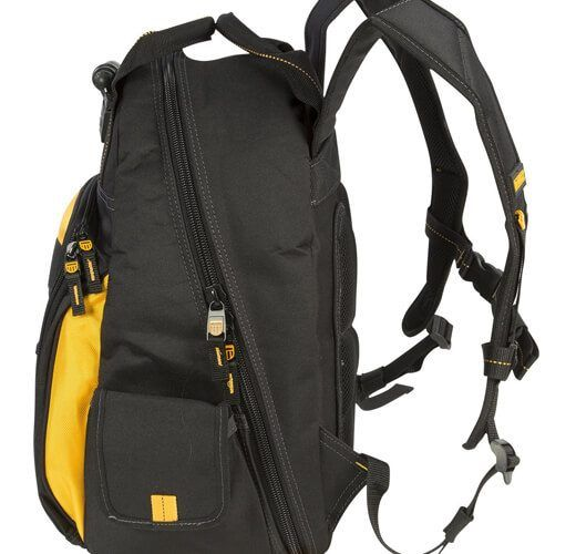 Dewalt Dgl523 Lighted Tool Backpack Bag 09