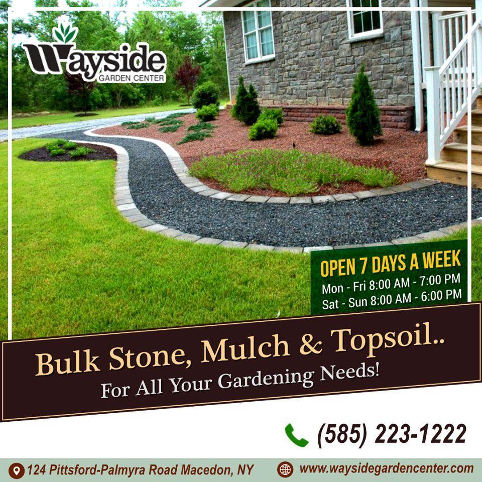 Garden center macedon ny top soil landscaping supplies