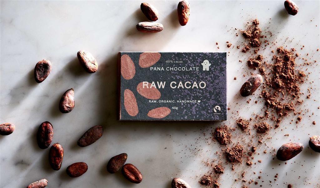 Pana Chocolate Raw Cacao