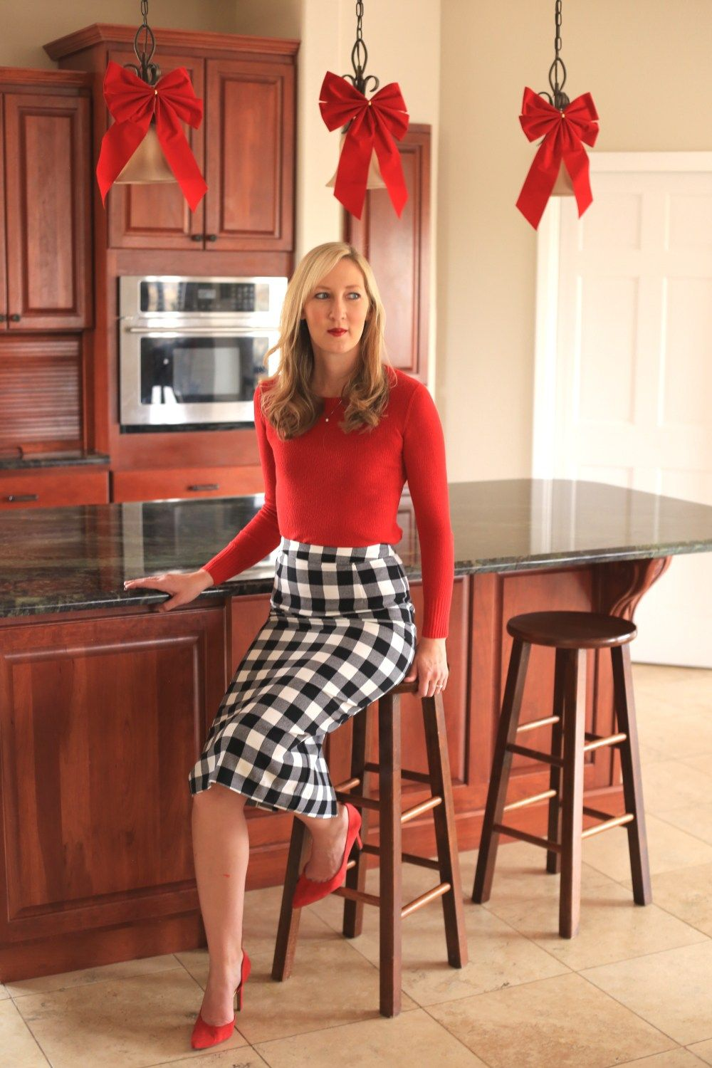 Our Home For The Holidays Christmas Outfits Women Christmas