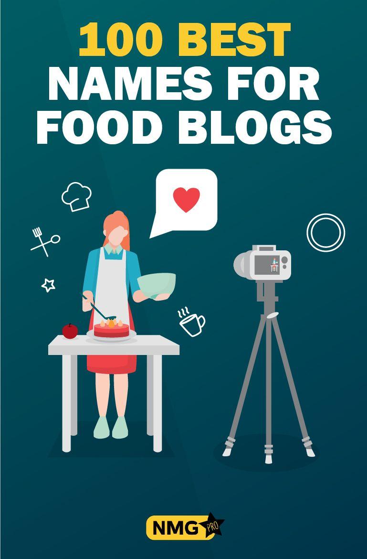 food blog name generator