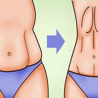 pierde abs fat belly fat)