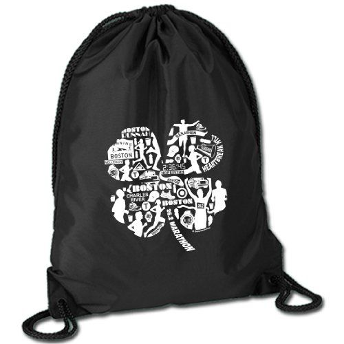 Running Sport Pack Cinch Sack - Boston Clover #WomenGymBags