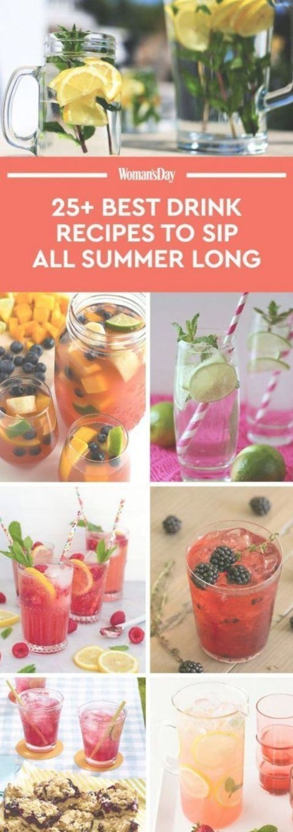 33 Best Summer Drink Recipes - Easy Non Alcoholic Summer Drinks #drinks #drinks ... - Drinks - #alcoholic #Drink #Drinks #Easy #Recipes #Summer #nonalcoholicsummerdrinks 33 Best Summer Drink Recipes - Easy Non Alcoholic Summer Drinks #drinks #drinks ... - Drinks - #alcoholic #Drink #Drinks #Easy #Recipes #Summer #nonalcoholicsummerdrinks