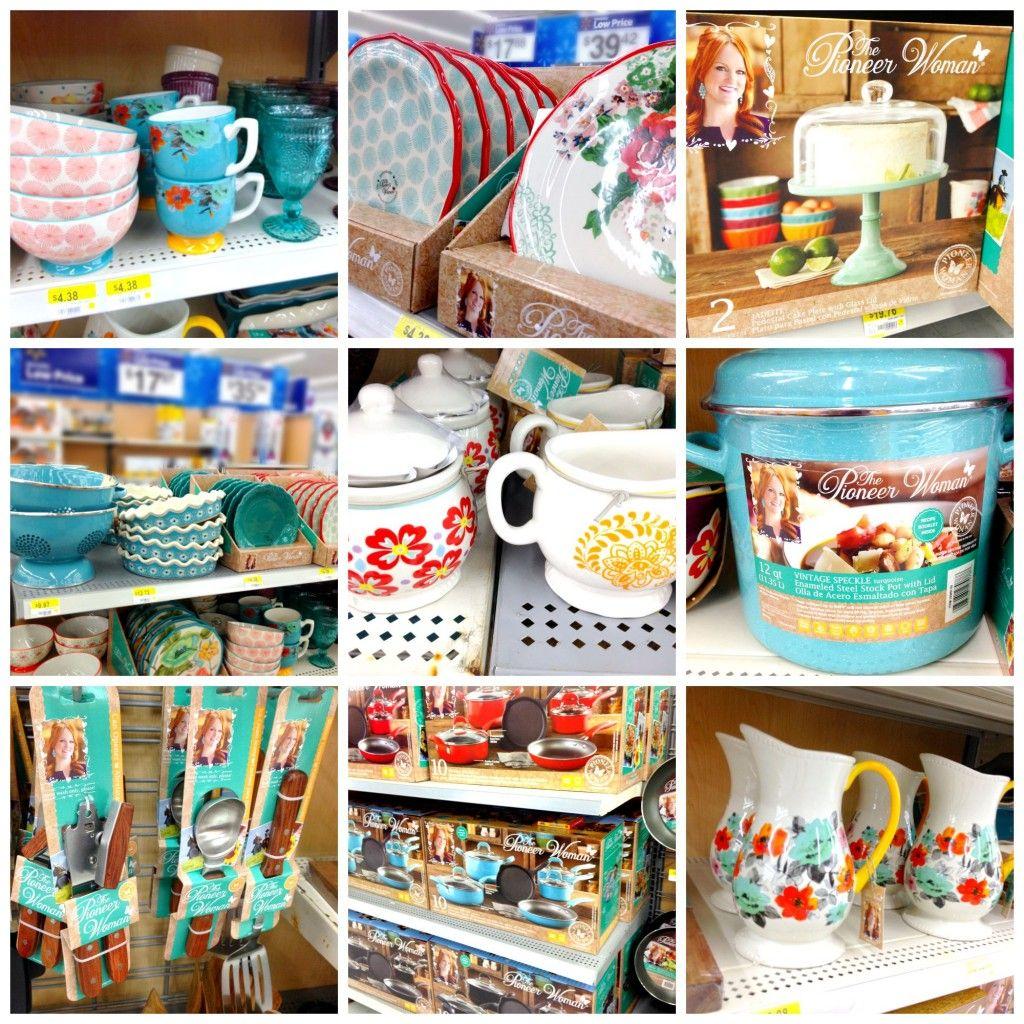 New Pioneer Woman Products Only At Walmart Spring Home Decor Pinterest Sponsored Women