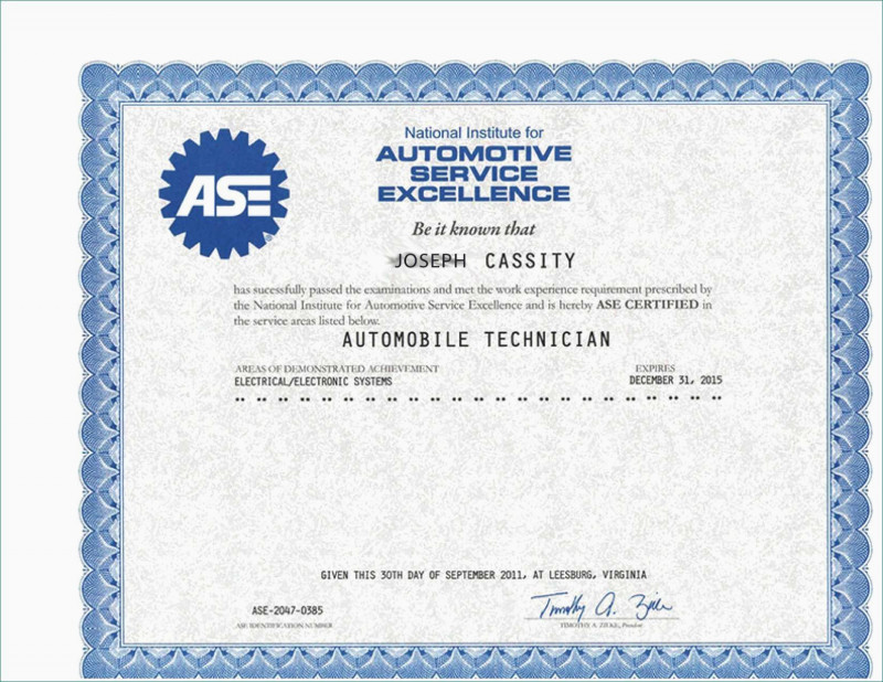 Mock Certificate Template Unique Fake Ase Certificate Template Graduation Certificate Template Certificate Of Achievement Template Certificate Design Template