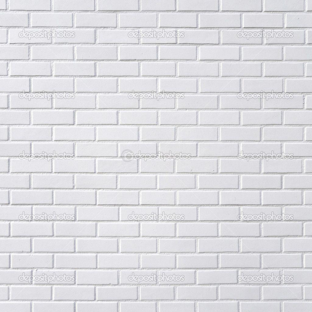 White Brick Wall Pattern Pinned By Modlar
