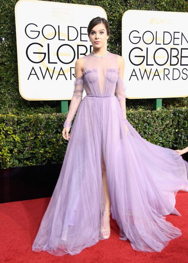 Red Carpet Fashion At The 2017 Golden Globes | El globo, De oro y Globo