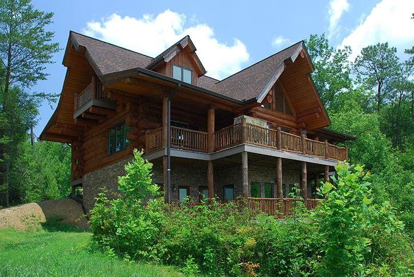Great Smoky Lodge 5 Bedroom Cabin Rental Cabin Cabin Rentals Gatlinburg Cabins