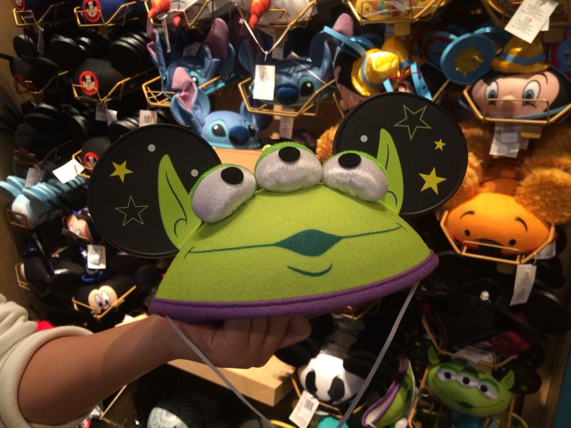 39b8a78c3 Disney Pixar alien hat oooo toy story | Mad Hatter's Many Mickey Ears