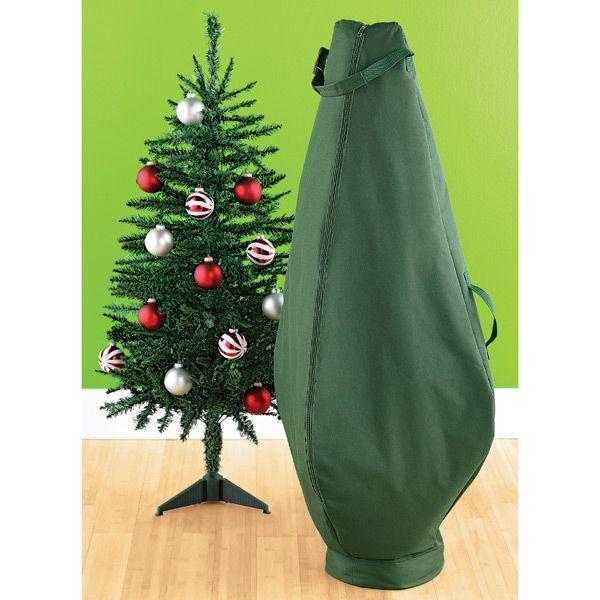 Decorative Tree Storage Bag Upright Tree Storage With Images