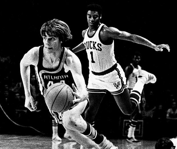 7 pistol pete maravich - nba 60 points club (players who have scored 60 points in a game)