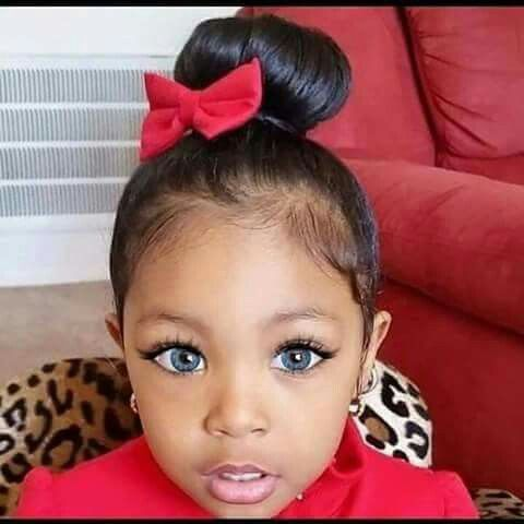 black haircut pictures beautiful lil babies with hair 5964 | fcc80569b6c4ff52985a115c5964dad6