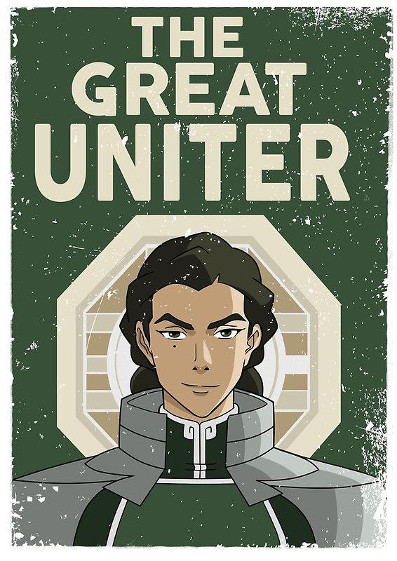 Kuvira: The Great Uniter by Vivienne da Silva