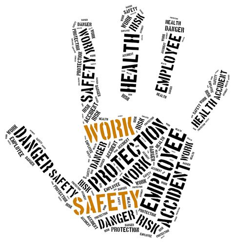 Workersafety Message Health And Safety Work Safety Workplace Safety