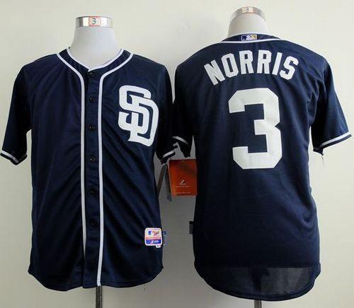 2014 NEW MLB San Diego Padres blank blue Jersey