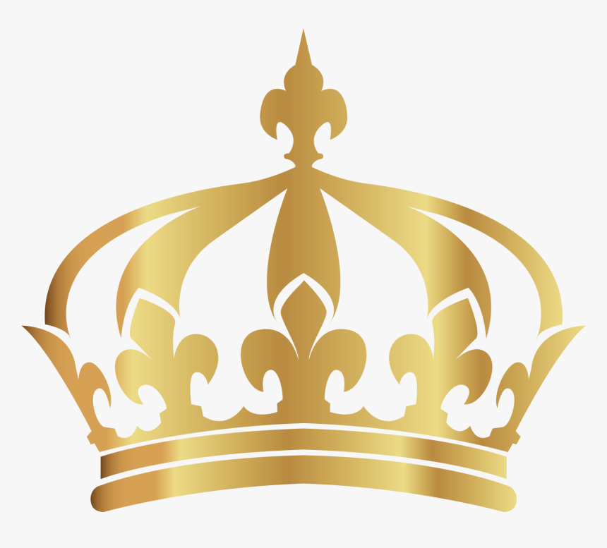 Vector Hand Painted Gold Crown Png In 2020 Crown Png King Crown Images Crown Drawing