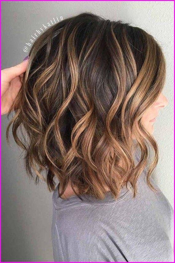 Medium Length Wavy Hairstyles 2018 Medium Hair Styles Hair Lengths Hair Styles