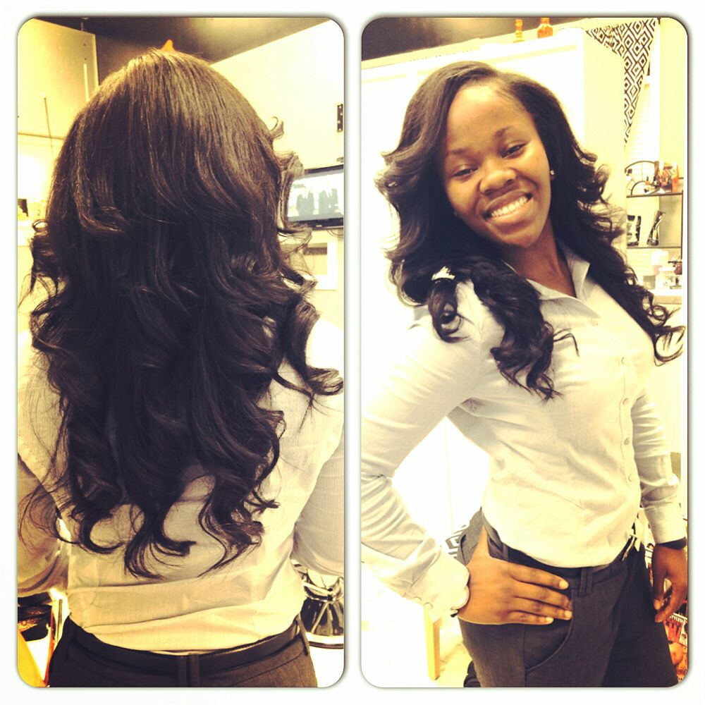 Sew In With Indique Sea Bali 16 And Two 20 Inch Bundles Hair Beauty Hair Concerns Long Hair Styles