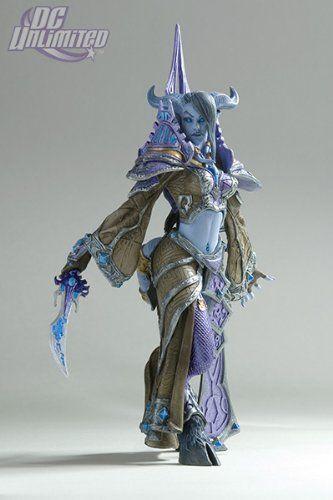 World of Warcraft Series 3 Draenei Mage Action Figure DC Comics http://www.amazon.com/dp/B0016NEFLA/ref=cm_sw_r_pi_dp_oQMXvb1KQV6PR