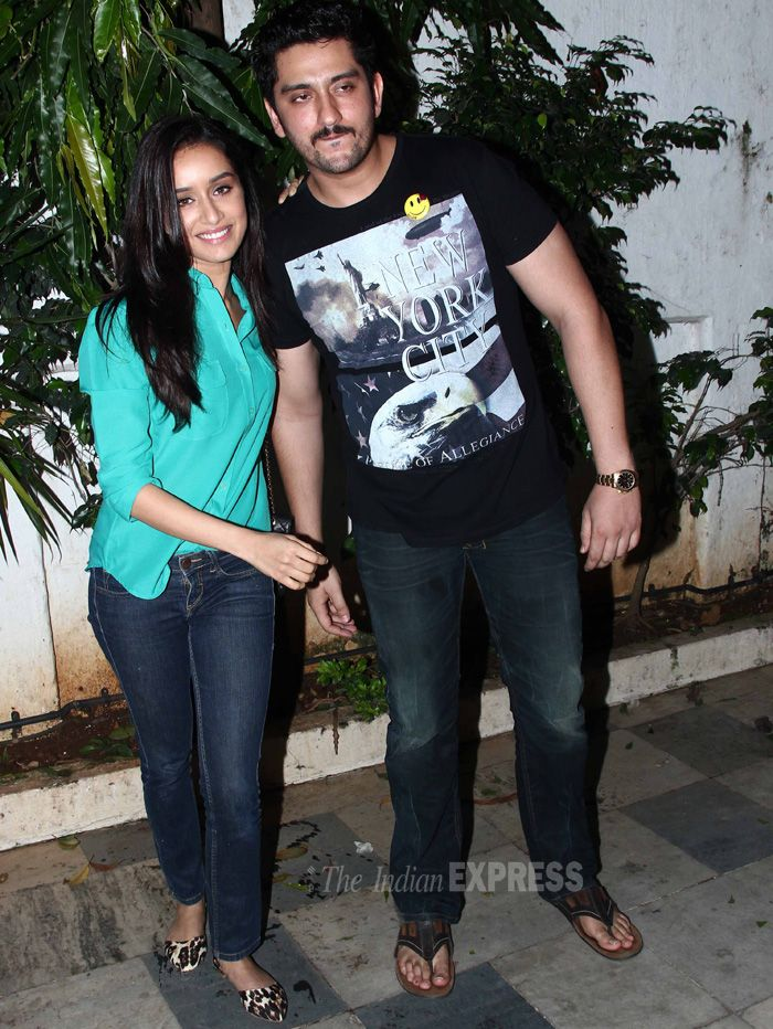 Shraddha Kapoor Latest Photos In Sucess Party Of Ek