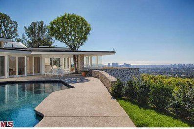 trousdale estates beverly hills ca | Elvis Presley's Beverly Hills spread for rent