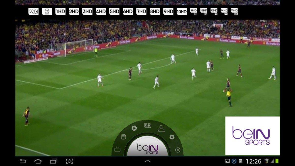 شاهد قنوات Bein Sport عبر هذا التطبيق الرائع مع كود التفعيل  446e65d3a782e