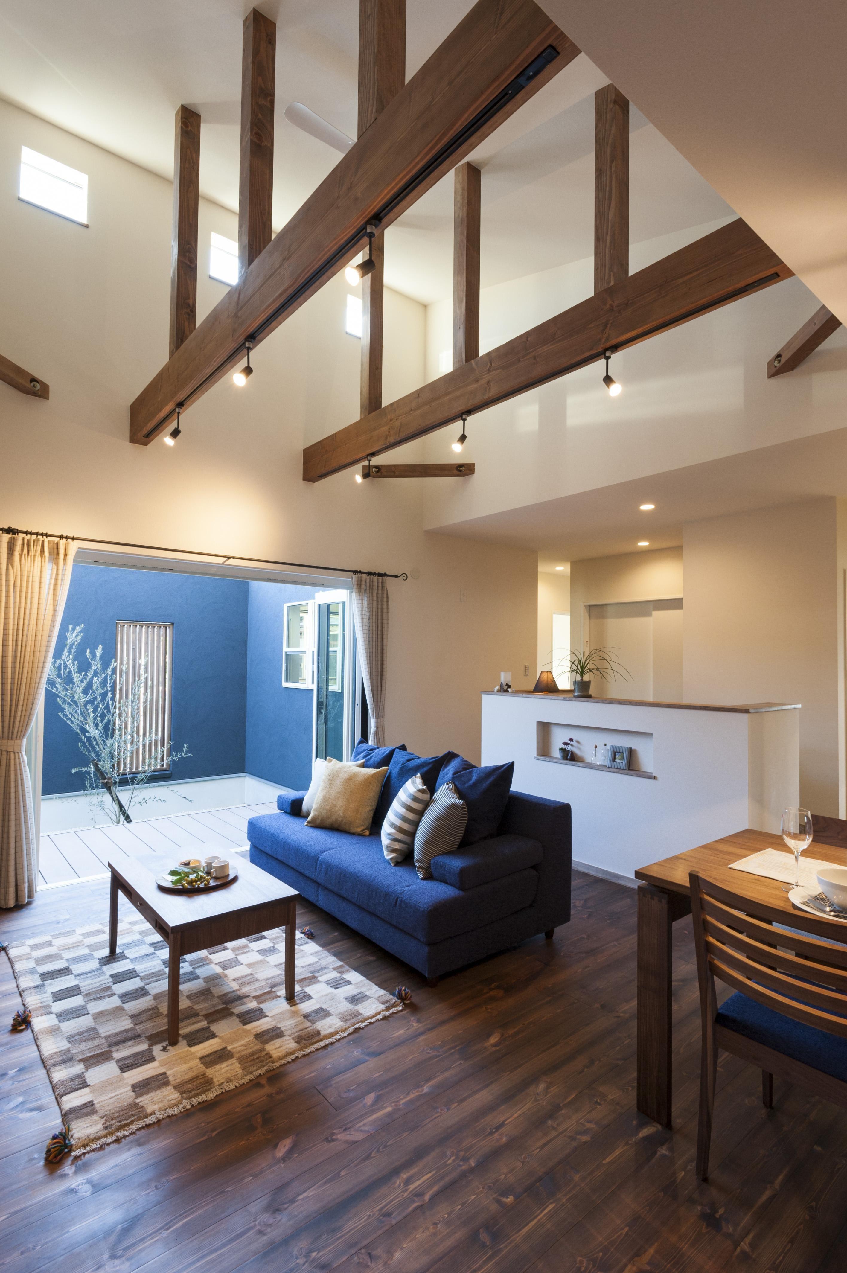 6畳リビングのおしゃれなレイアウト集   インテリア   furniture、room、home