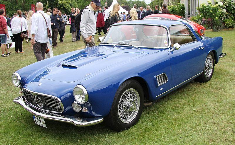 1958 Maserati 3500 GT Coupe