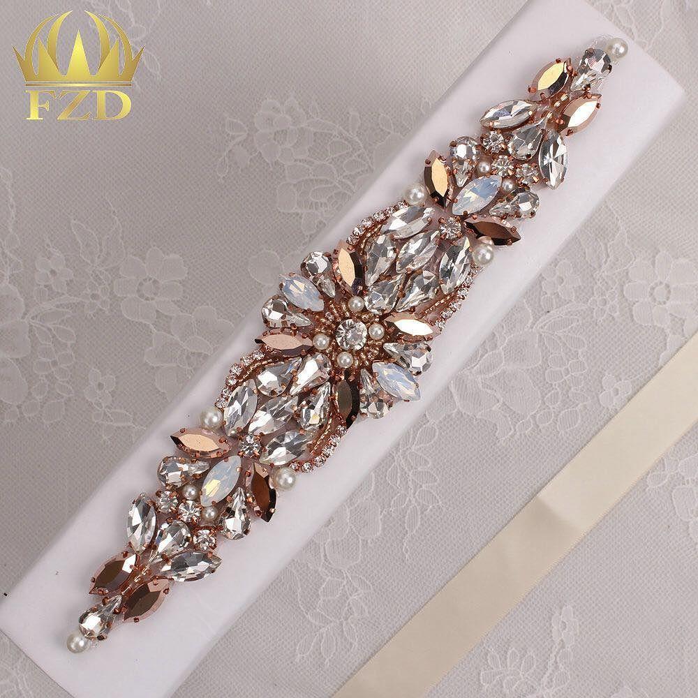 Rose gold rhinestones. http://bit.ly/2bb7JL8
