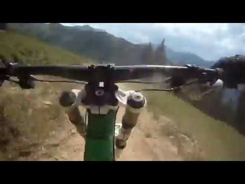 Bike Park Hacklberg Trail In Saalbach Hinterglemm Austria