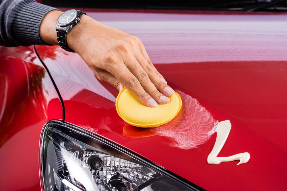 4 Essential Things To Know About Waxing And Polishing Your Car Car Wax Car Cleaning Car Polish