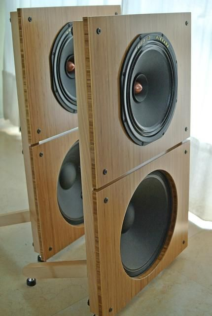 DIY Loudspeakers. Loudspeaker kits. Full range ...