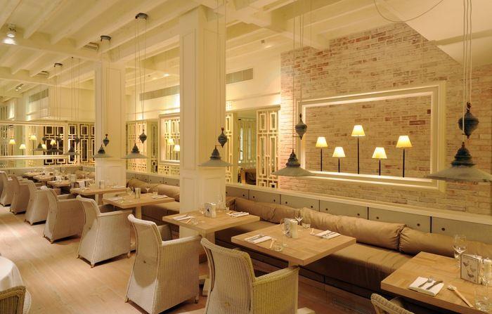 Interior Inspiration: {australasia restaurant}