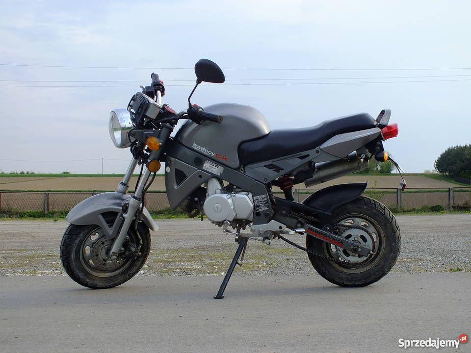 Motorower Bad Boy Cx 50 Keenmotorbikes Bad Boys Boys Moped