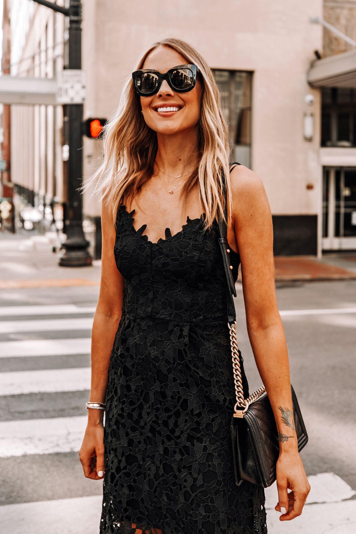 9 Black Lace Dresses Under 150 Fashion Jackson Fashion Jackson Fashion Womens Black Lace Dress [ 1800 x 1200 Pixel ]