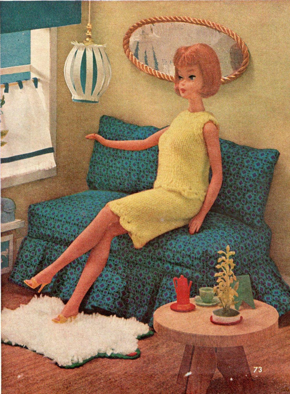 Barbie doll knitting pattern, barbie clothes, dolls ...