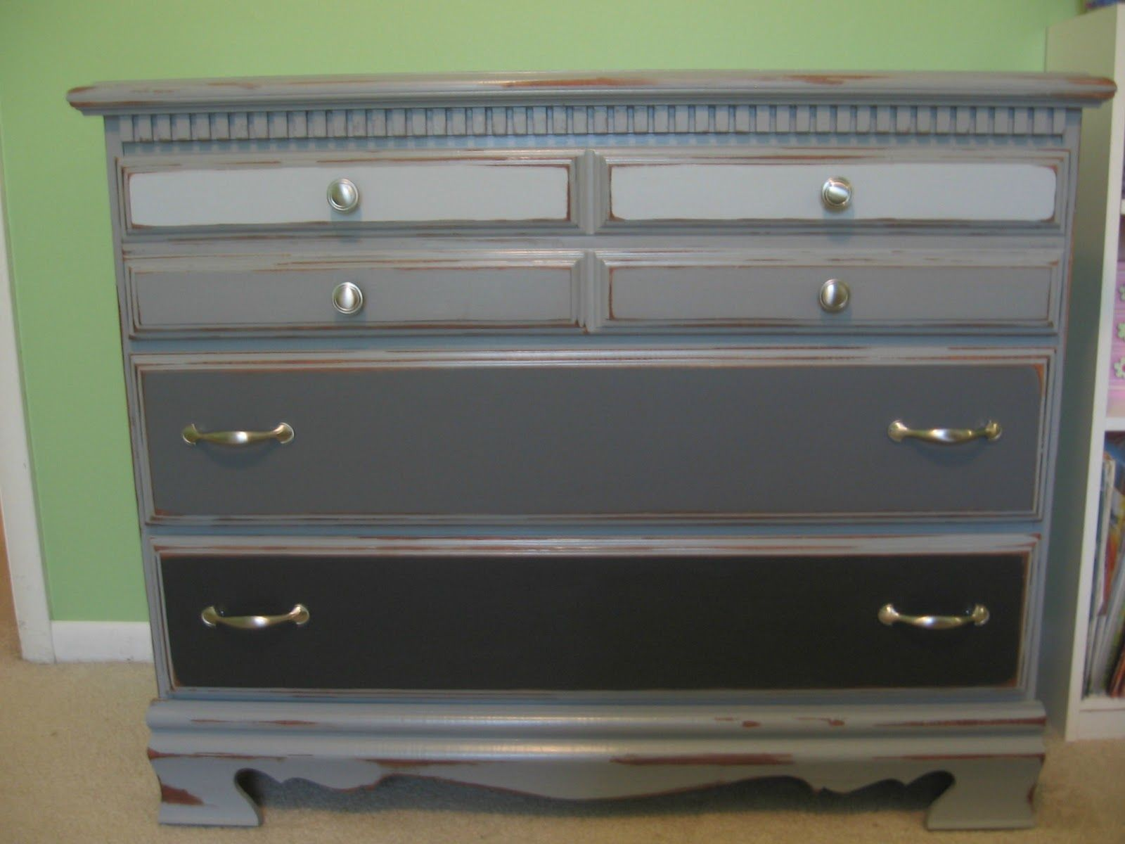 Ideas For Old Dressers