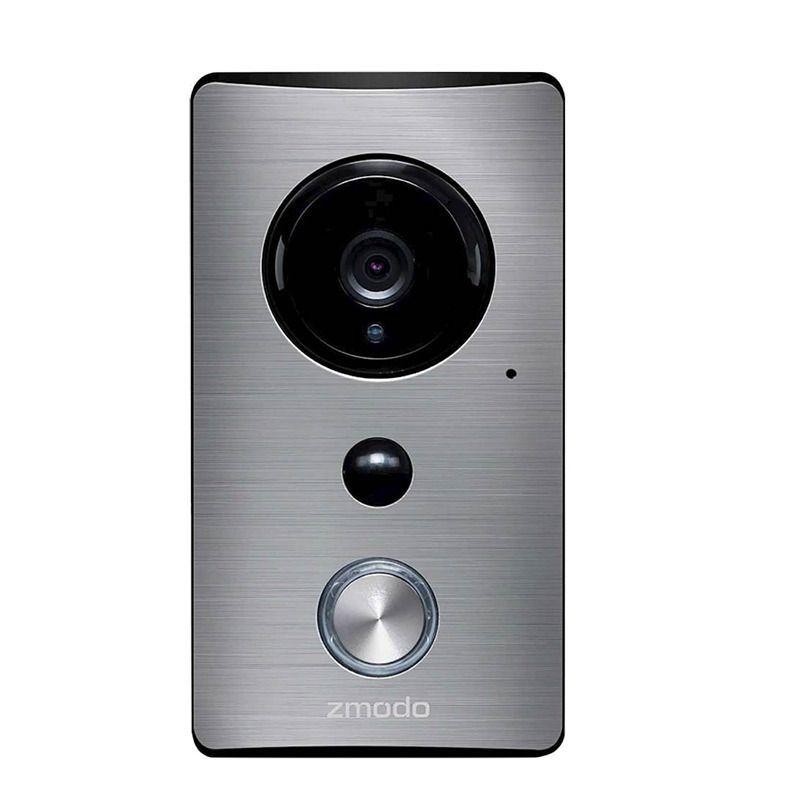 Zmodo Smart Greet WiFi Video Doorbell 720p ZMSHD001B 49