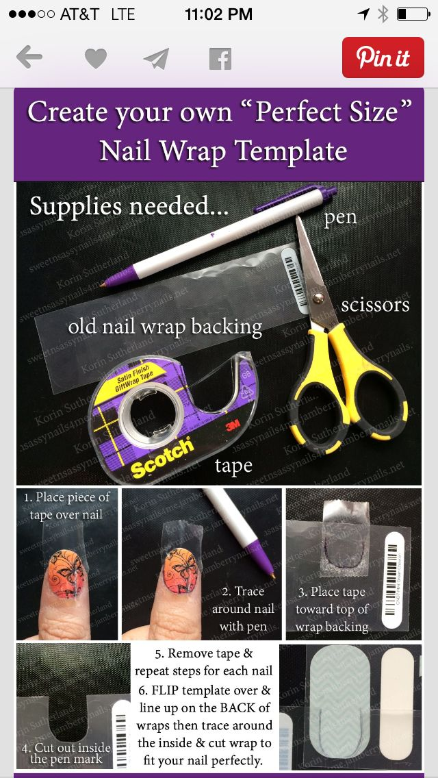 nail template for cutting jamberry nail wraps diy jamberry