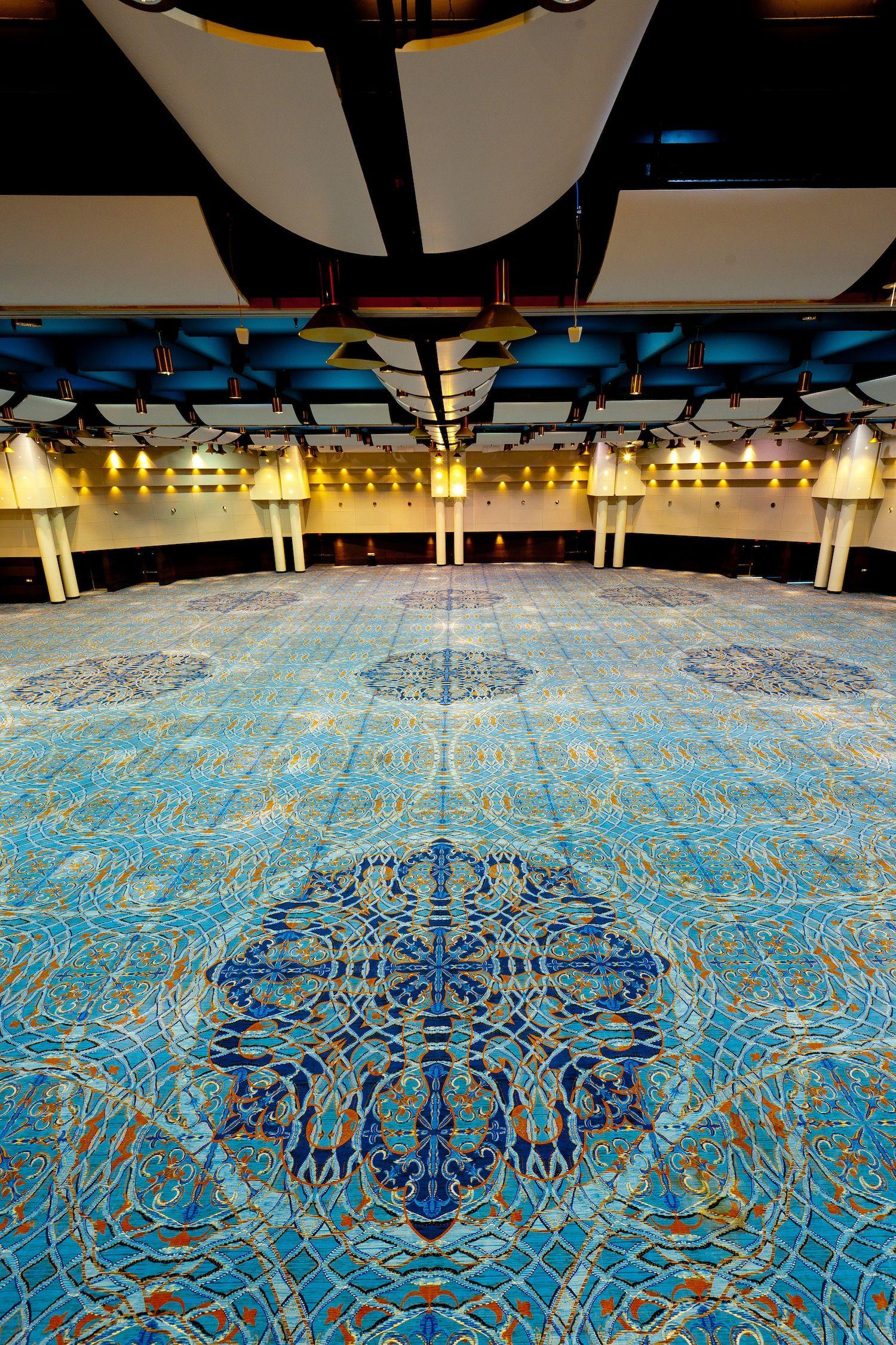 la nouvelle ballroom in new orleans convention center. Black Bedroom Furniture Sets. Home Design Ideas