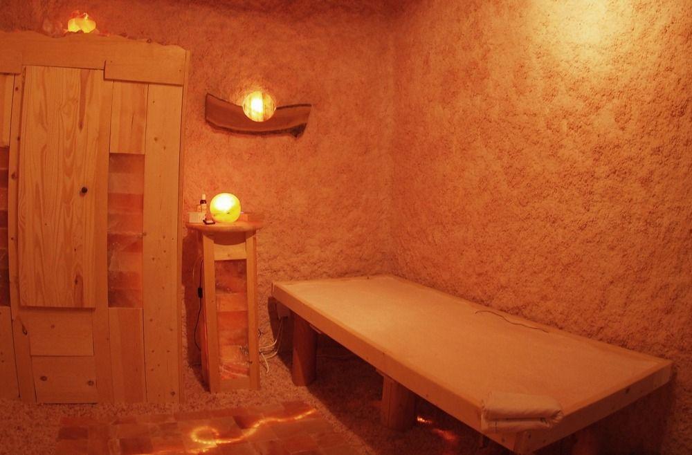 Far Infrared Himalayan Salt Bed Salt Therapy Spa Asheville ...