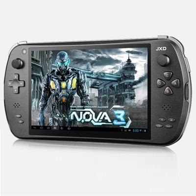 Jxd S7800b Game Tablet Pc Black Portable Game Console Game Console Games