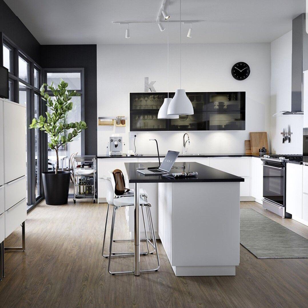 Kitchens by IKEA Modern large kitchens, Ikea new kitchen