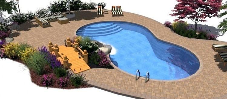 Pool Design Tool Pool Designs Swimming Pool Designs Backyard Pool Designs