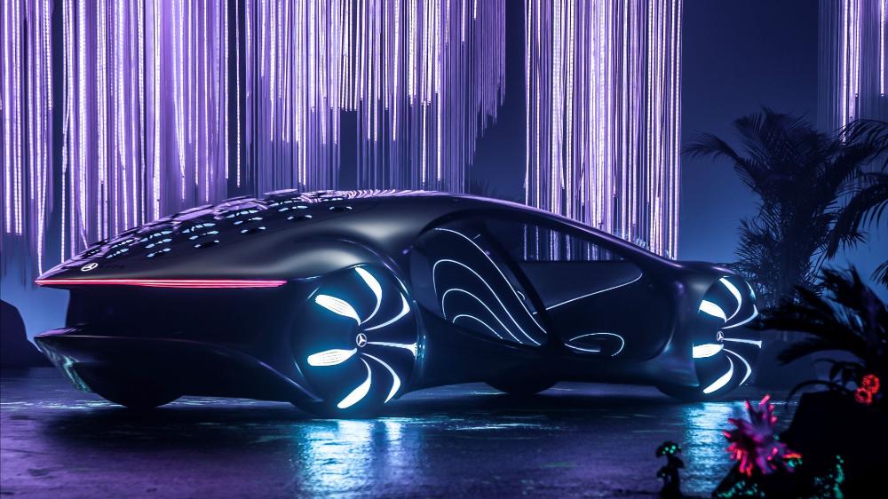Wallpaper Mercedes Benz Vision Avtr Ces 2020 Electric Cars 4k Cars Bikes 22438 In 2020 Concept Cars Mercedes Benz Mercedes