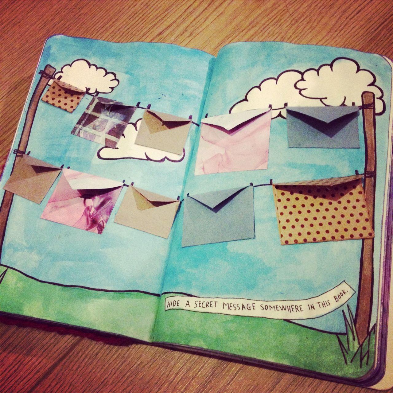 Scrapbook notebook ideas - Scrapbooking Ideas